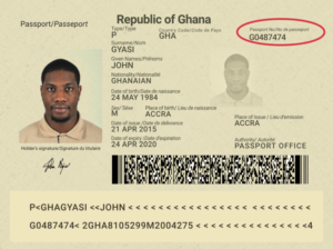 Ghana International Passport FAQ - Frequently Asked Questions