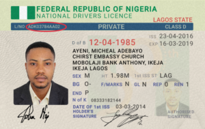 Nigerian Drivers Licence FAQ - Frequently Asked Questions