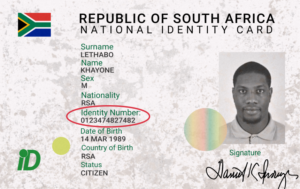 South Africa Visual Sample Circled FAQ - Frequently Asked Questions